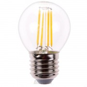 Лампа светодиодная Feron LB-52 E27 шар 7w  360*  2700k