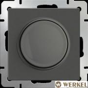 Диммер (светорегулятор) Werkel серо-коричневый