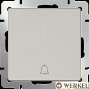 Кнопка звонка Werkel слоновая кость