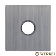 Накладка для TV розетки Werkel глянцевый никель
