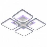 Светодиодная люстра 10005/4 WHT (BL+YL)